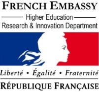 French Embassy logo used for ASMCF conference 2020 page
