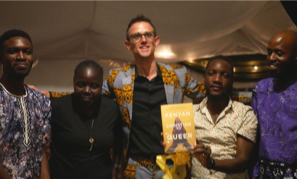 Book about LGBT Activism and Religion makes splash in Kenya