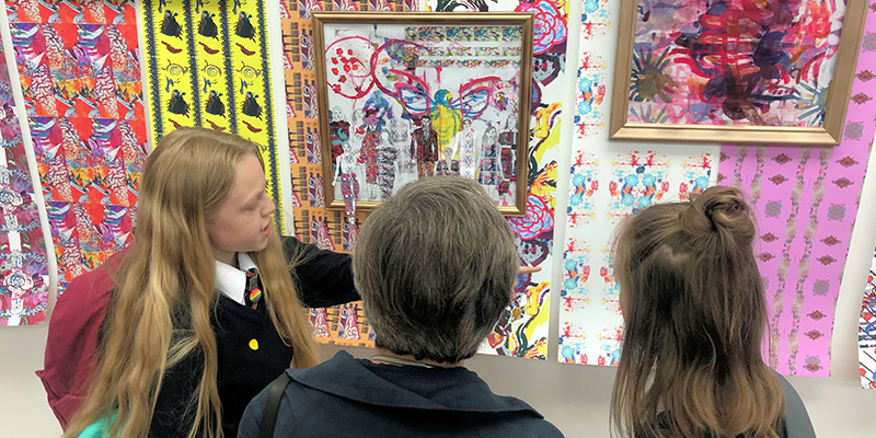 Design project puts making at the heart of pupils' futures