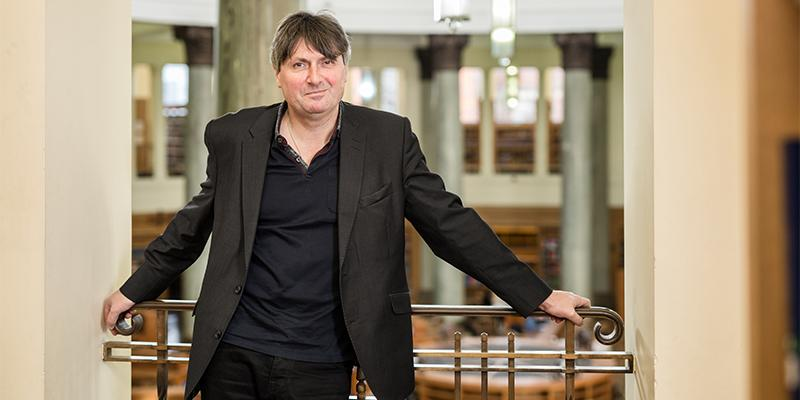 Professor Simon Armitage appointed as Poet Laureate