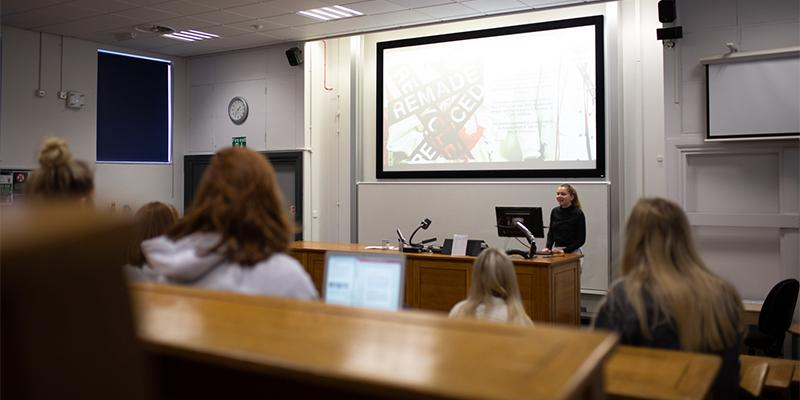 Placement students share their experience