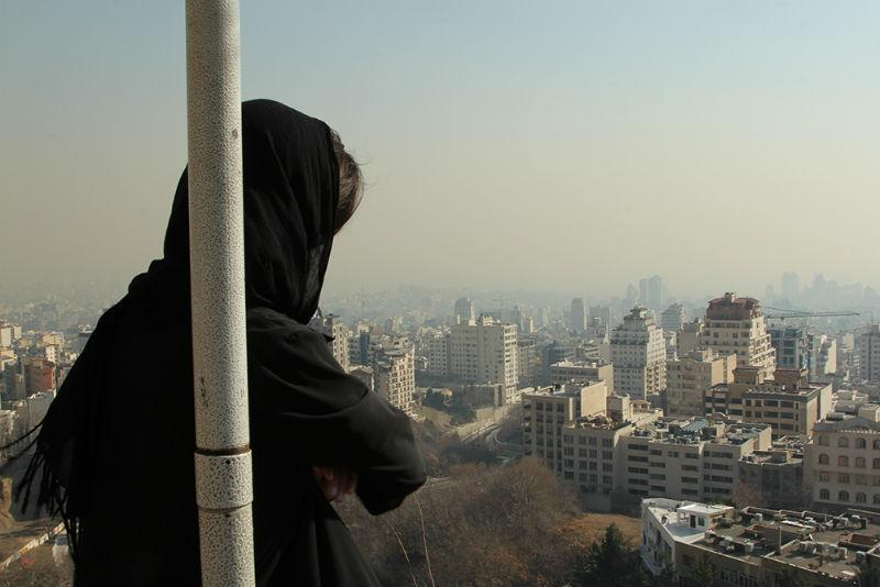 Photography of Tehran, by Azadeh Fatehrad