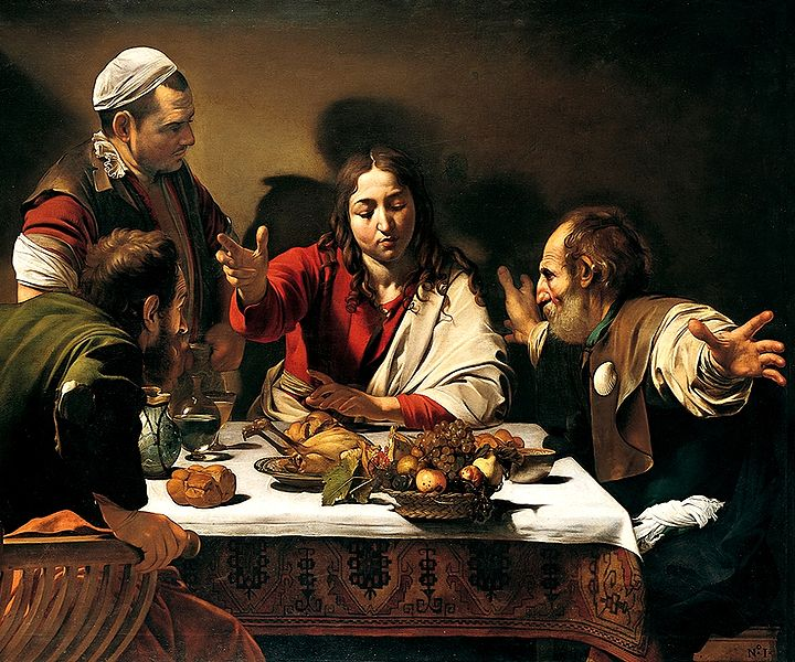 Caravaggio, Manzoni and the making of Realism
