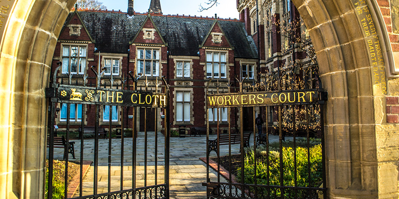 Clothworkers Court