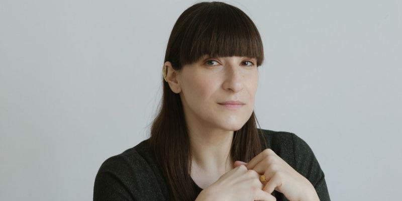Detail from a portrait of Natalia Pokrovskaya. Courtesy the artist Taus Makhacheva