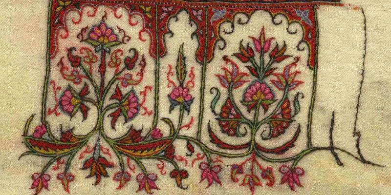 Cashmere from Kashmir ― Indian textiles displayed at a new exhibition at ULITA