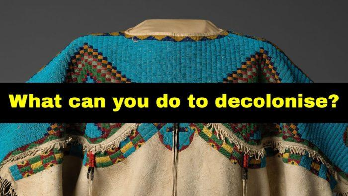 Dress, Native American Traditional Dress from Teton Sioux tribe.