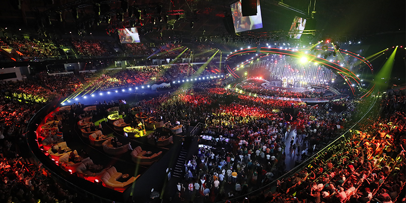 Media Futures: Eurovision - inside the world's biggest live international TV show
