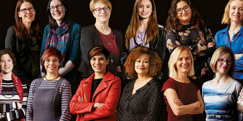 Recognising Excellence: alumna success in this year's Women of Achievement Awards