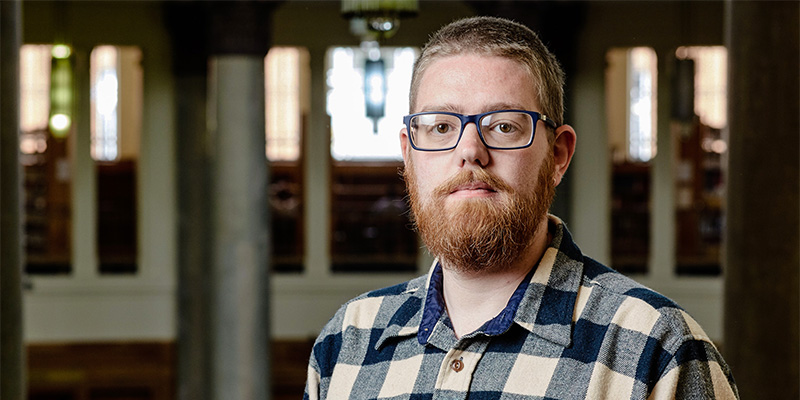 Michael Schofield appointed Teaching Fellow in Film, Photography and Media
