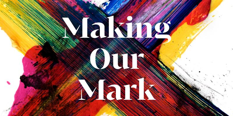 Making our mark logo