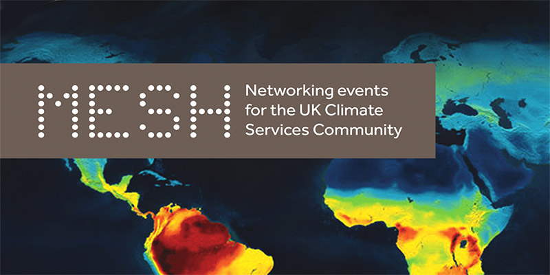 Ethics of Climate Services talk and networking event