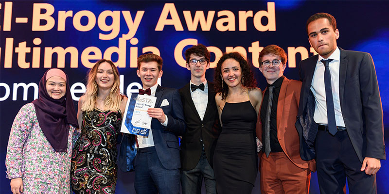 Success for Leeds Student Television at the 2019 National Student Television Association awards
