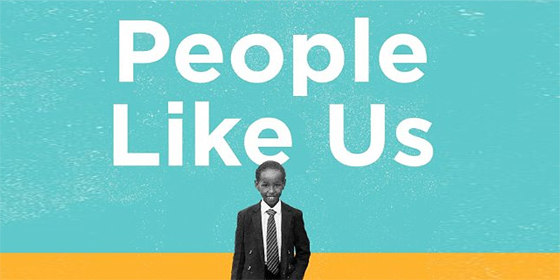 Ilkley Literature Festival: Hashi Mohamed - People Like Us