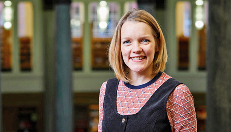 Publishing success for Dr Rachel Bower