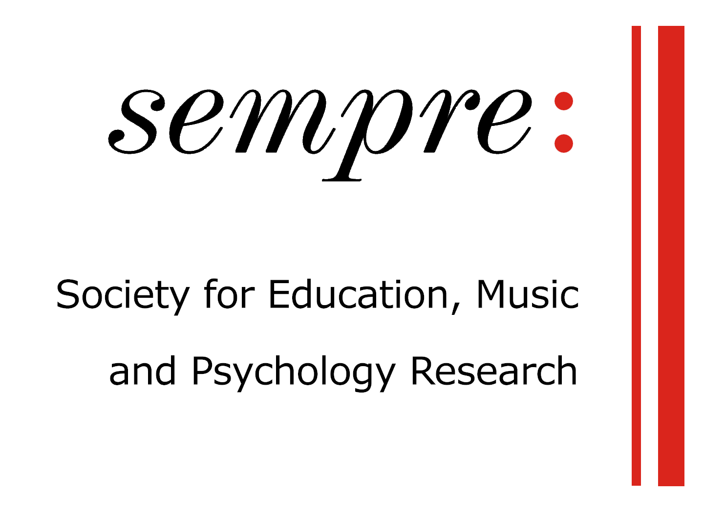 Society for Education, Music and Psychology Research Conference