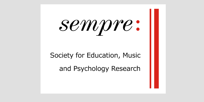 The SEMPRE conference 2020 logo on grey background