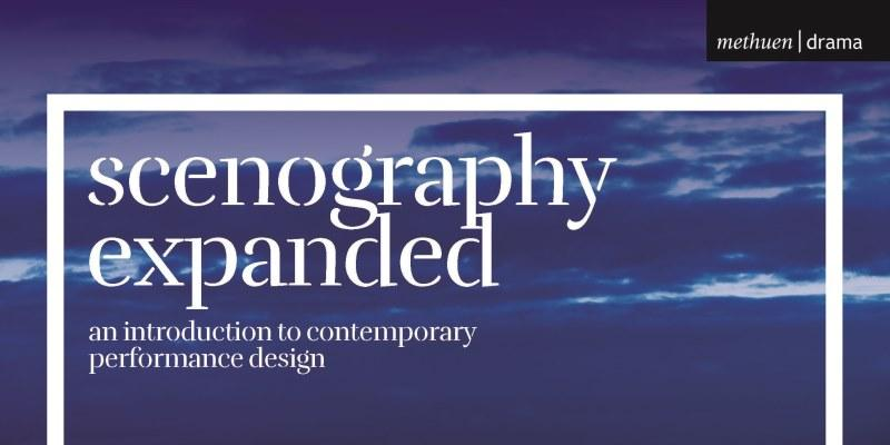 Scenography Expanded book shortlisted in 2019 TaPRA Awards