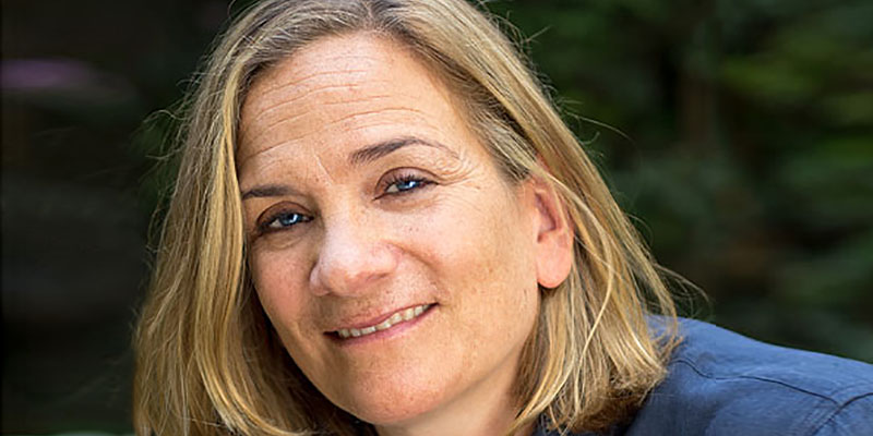 A Single Thread - Tracy Chevalier on Louisa Pesel