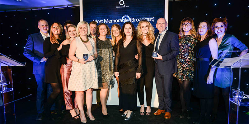 David Easson Highly Commended at North West O2 Media Awards