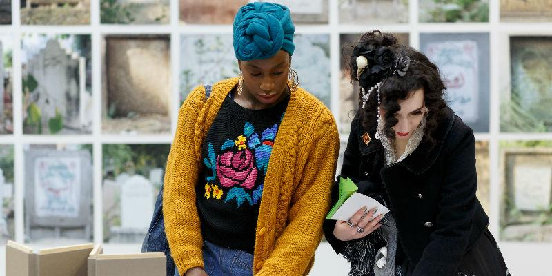 New Voices project supports alumna Teanne Buxton to develop her artist practice
