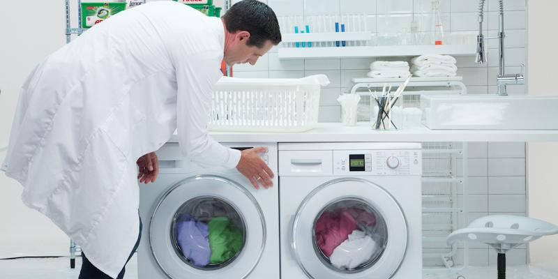 Research shows impact of wash cycles on clothing