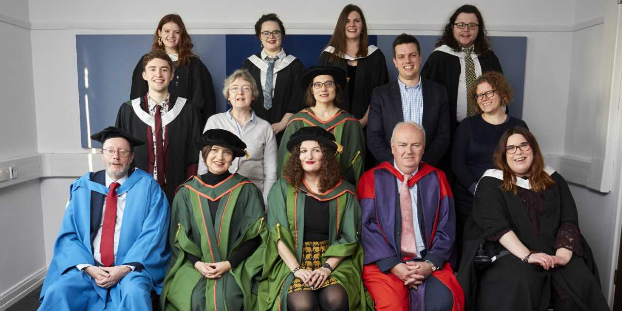 IMS MA and PhD Winter Graduation