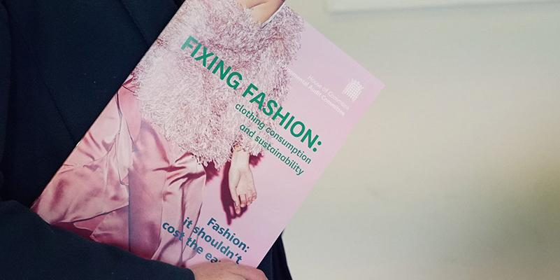 Fixing fashion? Sustainability and social justice in the clothing sector