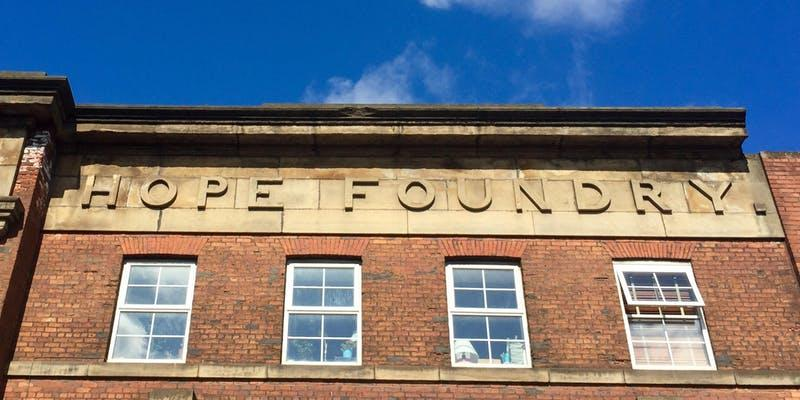 Image: Hope Foundry, Leeds. Courtesy of MAP Charity.