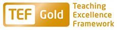 Tef gold accreditation logo