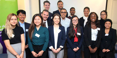 Students on the 2019 Leeds to South Korea student leadership programme