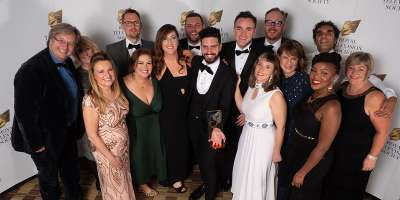Royal Television Society North West Awards 2019