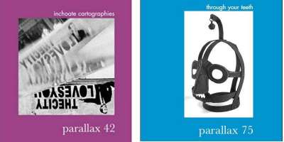 Images from covers of parallax