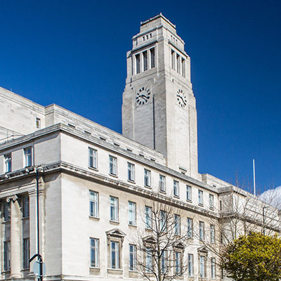 Parkinson Tower at the University of Leeds.