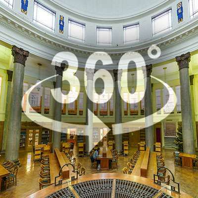 Brotherton library 360 view