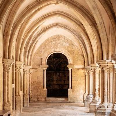 Arches architecture in Portugal