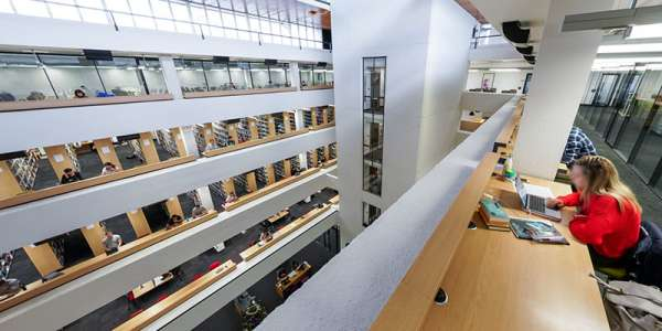 Edward boyle library research hub