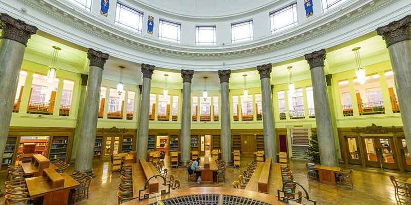 Brotherton library 360