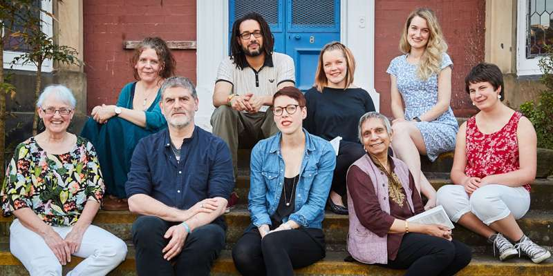 The Poetry Centre members